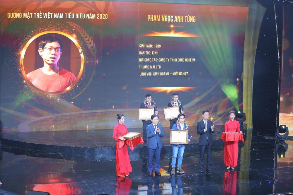 gương mặt trẻ Việt Nam 2020